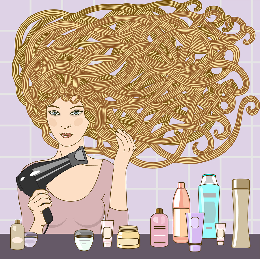 Become a Blow Drying Whizz: How to Get a Salon Blow-Out At Home