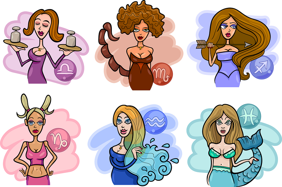Horoscope Zodiac Signs With Women
