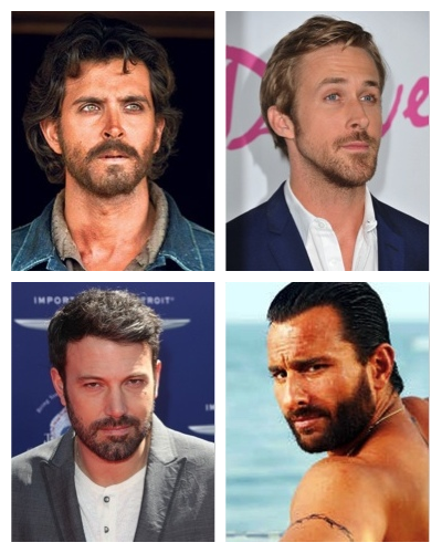 #DroolAlert: 10 Sexy Celebs Who Prove That Beards ARE Better