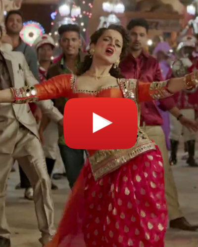 DancingQueen Kangana Shows You How To Own It At A Shaadi