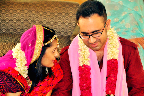 stories of newly wed couples