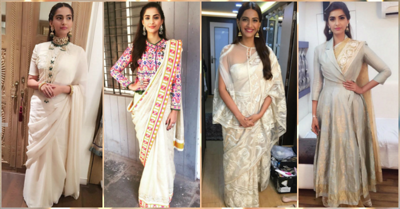 10 Times Sonam Kapoor Made Us REALLY Want To Wear A Sari