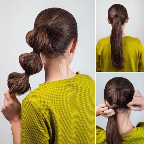 cute hairstyles that are easy : Super Cute Hairstyles?Perfect For Working Out! - POPxo