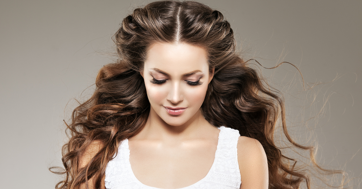 Super 7 Easy Pretty Hairstyles For Girls With Wavy Or Curly Hair Short Hairstyles Gunalazisus